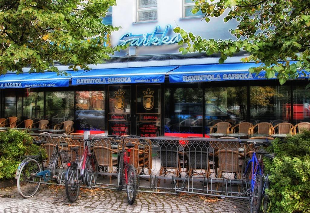 Suomen Ravintoloita Arvostetaan
